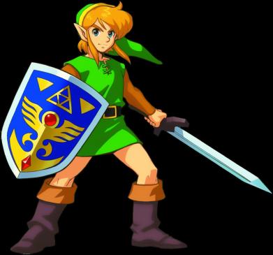Принт Женская футболка Zelda, Фото № 1 - FatLine