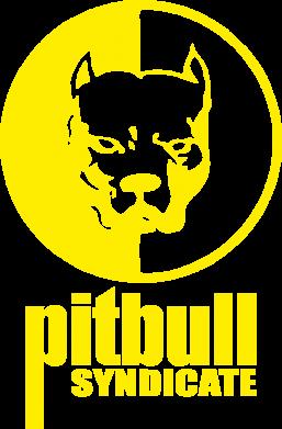 Принт Мужская футболка  с V-образным вырезом Pitbull Syndicate - FatLine