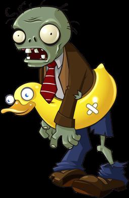 Принт Жіноча футболка Zombie with a duck, Фото № 1 - FatLine
