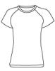 Женские спортивные футболки