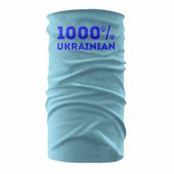Бандана-труба 1000% Українець