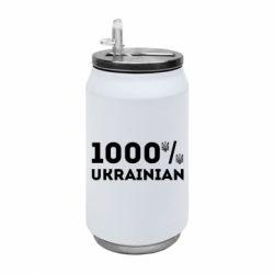 Термобанка 350ml 1000% Українець