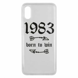 Чохол для Xiaomi Mi8 Pro 1983 Born to win