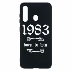 Чохол для Samsung M40 1983 Born to win