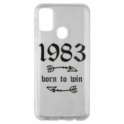 Чохол для Samsung M30s 1983 Born to win