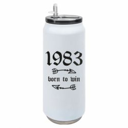 Термобанка 500ml 1983 Born to win