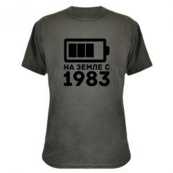 Камуфляжная футболка 1983 - FatLine