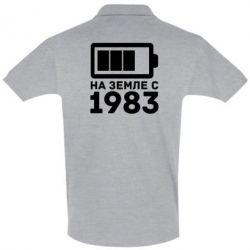 Футболка Поло 1983 - FatLine
