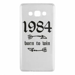 Чохол для Samsung A7 2015 1984 Born to win