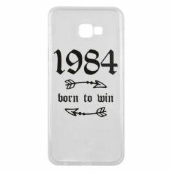 Чохол для Samsung J4 Plus 2018 1984 Born to win