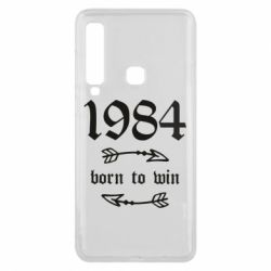 Чохол для Samsung A9 2018 1984 Born to win