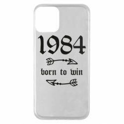 Чохол для iPhone 11 1984 Born to win