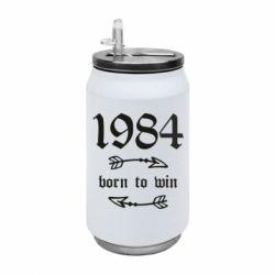 Термобанка 350ml 1984 Born to win