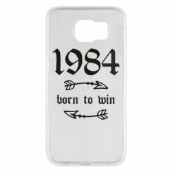 Чохол для Samsung S6 1984 Born to win