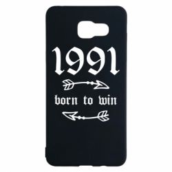 Чохол для Samsung A5 2016 1991 Born to win
