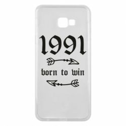 Чохол для Samsung J4 Plus 2018 1991 Born to win
