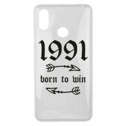 Чохол для Xiaomi Mi Max 3 1991 Born to win