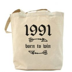 Сумка 1991 Born to win