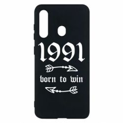 Чохол для Samsung M40 1991 Born to win