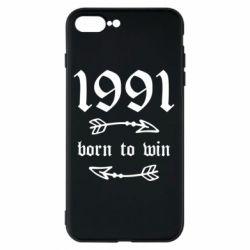 Чохол для iPhone 7 Plus 1991 Born to win