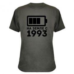 Камуфляжная футболка 1993