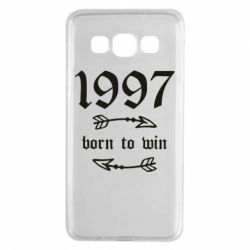 Чохол для Samsung A3 2015 1997 Born to win