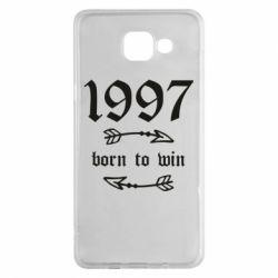Чохол для Samsung A5 2016 1997 Born to win