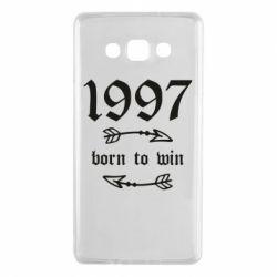 Чохол для Samsung A7 2015 1997 Born to win
