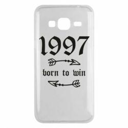 Чохол для Samsung J3 2016 1997 Born to win