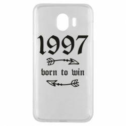 Чохол для Samsung J4 1997 Born to win