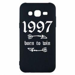 Чохол для Samsung J5 2015 1997 Born to win