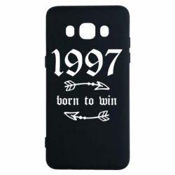 Чохол для Samsung J5 2016 1997 Born to win