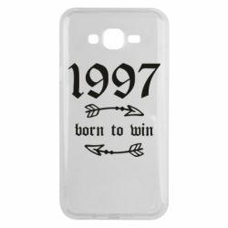 Чохол для Samsung J7 2015 1997 Born to win