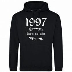 Чоловіча толстовка 1997 Born to win