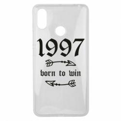 Чохол для Xiaomi Mi Max 3 1997 Born to win