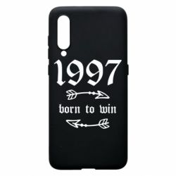 Чохол для Xiaomi Mi9 1997 Born to win