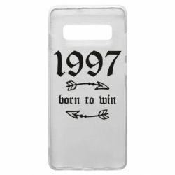 Чохол для Samsung S10+ 1997 Born to win