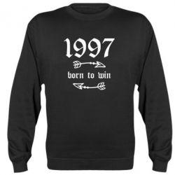 Реглан (світшот) 1997 Born to win