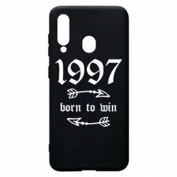 Чохол для Samsung A60 1997 Born to win