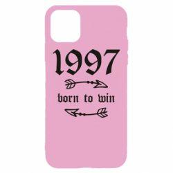 Чохол для iPhone 11 1997 Born to win
