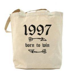 Сумка 1997 Born to win