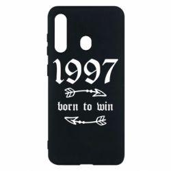 Чохол для Samsung M40 1997 Born to win
