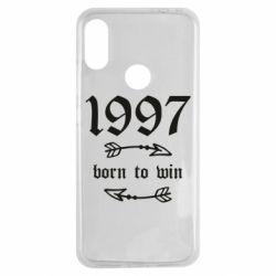 Чехол для Xiaomi Redmi Note 7 1997 Born to win