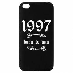 Чохол для Xiaomi Redmi Go 1997 Born to win