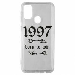 Чохол для Samsung M30s 1997 Born to win