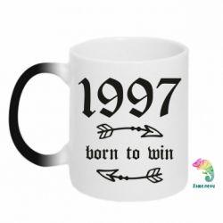 Кружка-хамелеон 1997 Born to win