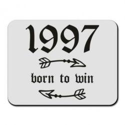 Килимок для миші 1997 Born to win