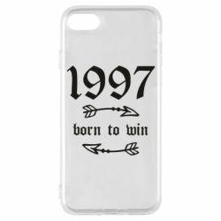 Чохол для iPhone 8 1997 Born to win