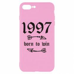 Чохол для iPhone 8 Plus 1997 Born to win