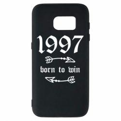 Чохол для Samsung S7 1997 Born to win